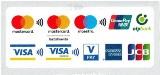 Tájékoztatás bankkártyás fizetési lehetőség!